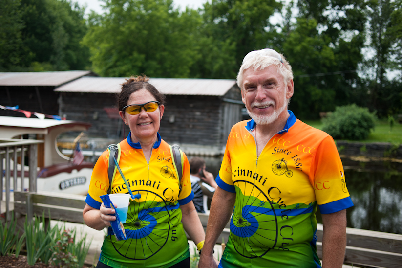 Cycling the Erie Canal riders at Camillus Erie Canal Park (823x548)