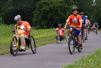 Journey Across the Erie Canal 2013