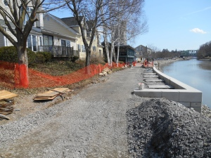 pittsford trail work