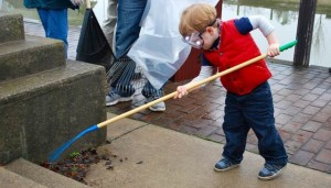 Adopt-a-Trail welcomes volunteers of all ages!