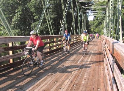 CCT Tour - On Dix Bridge