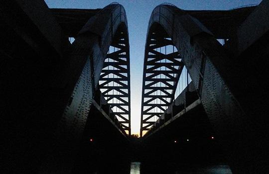 twin-bridges